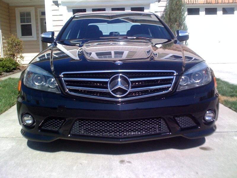 2009 Mercedes-Benz C63 AMG WORLDS FASTEST C63 TUNE ONLY - MHP TUNE 1