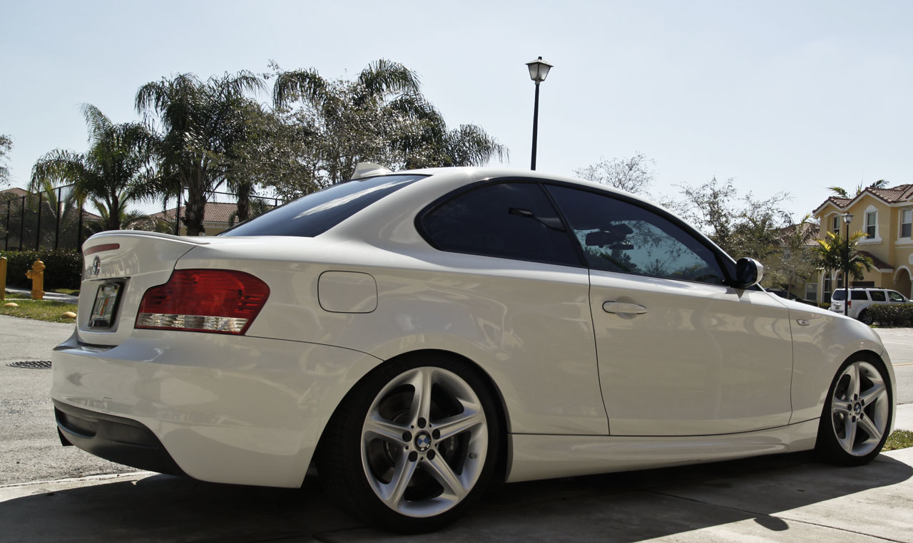 2009 BMW 135i Coupe 1/4 mile Drag Racing timeslip specs 0-60 ...