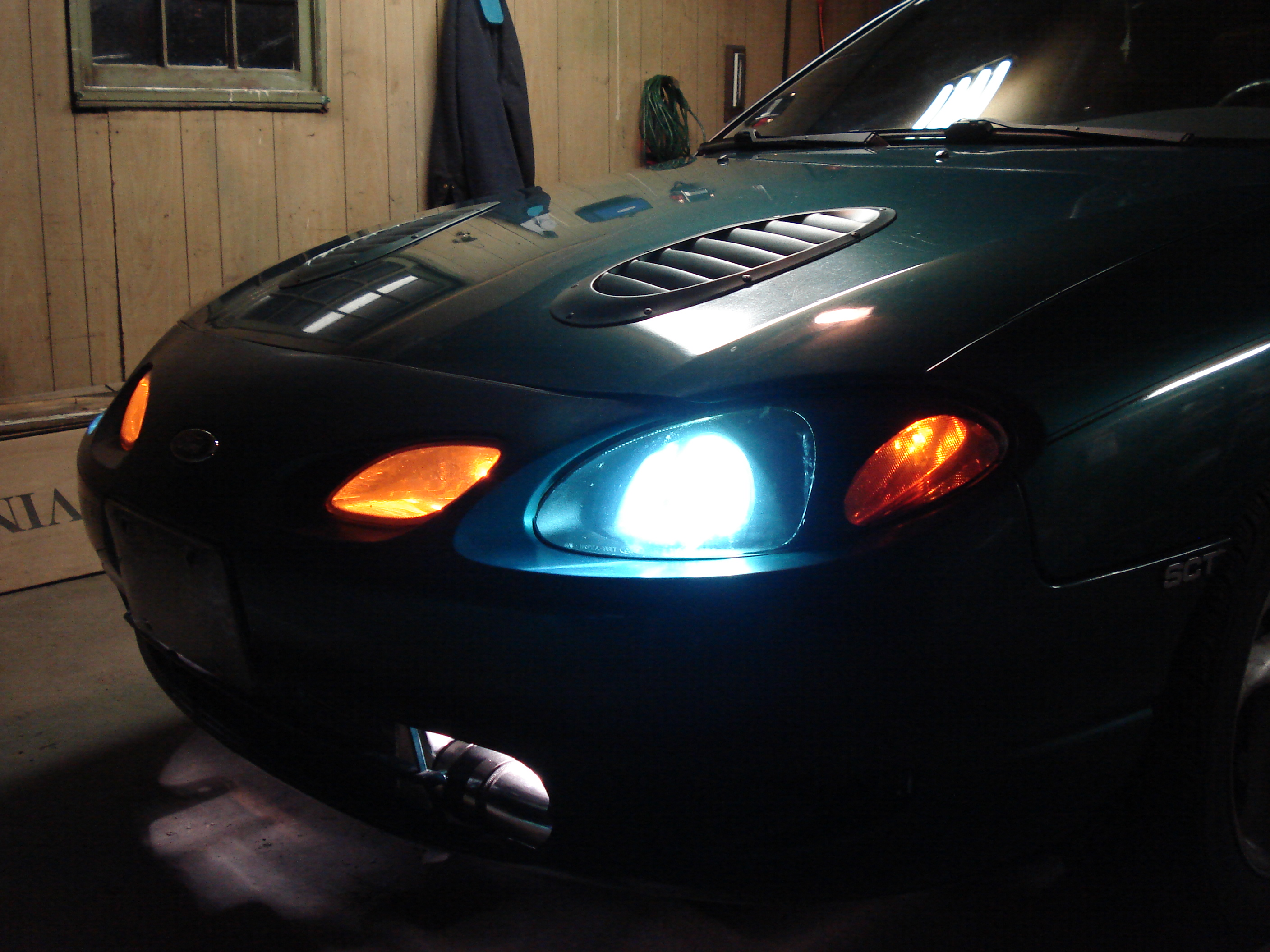 1998  Ford ZX2 Escort Turbo picture, mods, upgrades