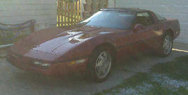 1989  Chevrolet Corvette  picture, mods, upgrades