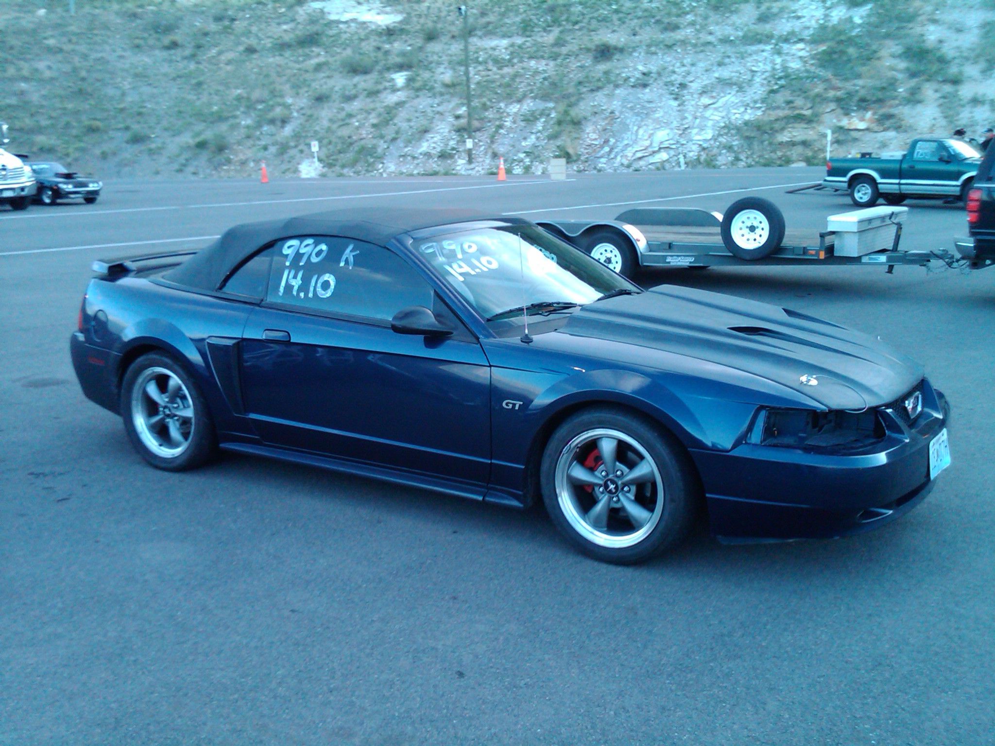 2003  Ford Mustang GT picture, mods, upgrades