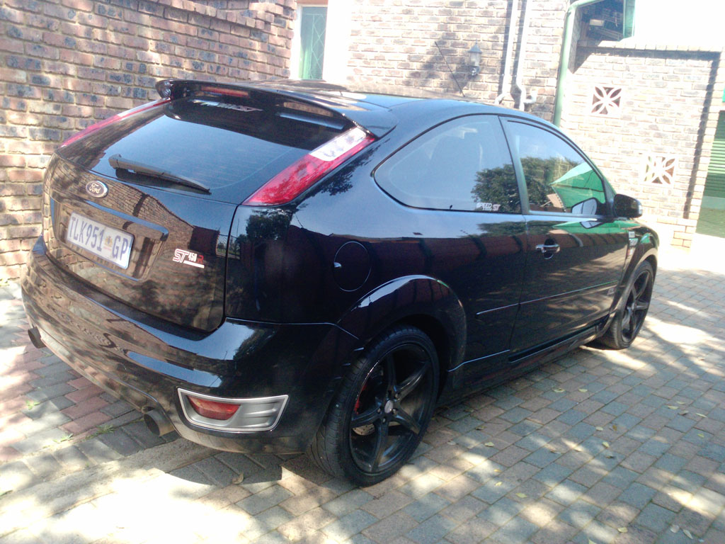 2006 Ford Focus ST225