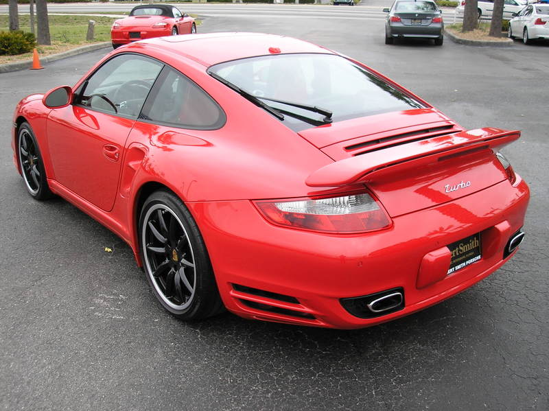 2010 Porsche 911 Turbo 6 speed manual