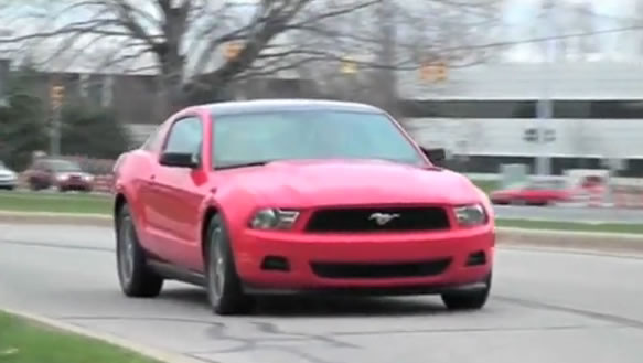2011  Ford Mustang V6 picture, mods, upgrades