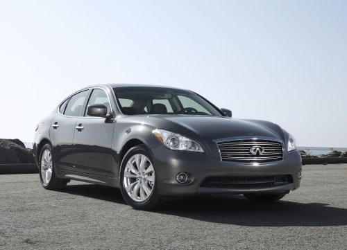 2011  Infiniti M56  picture, mods, upgrades