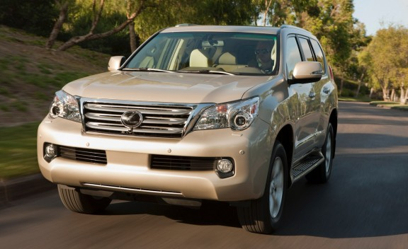 2010  Lexus GX460  picture, mods, upgrades
