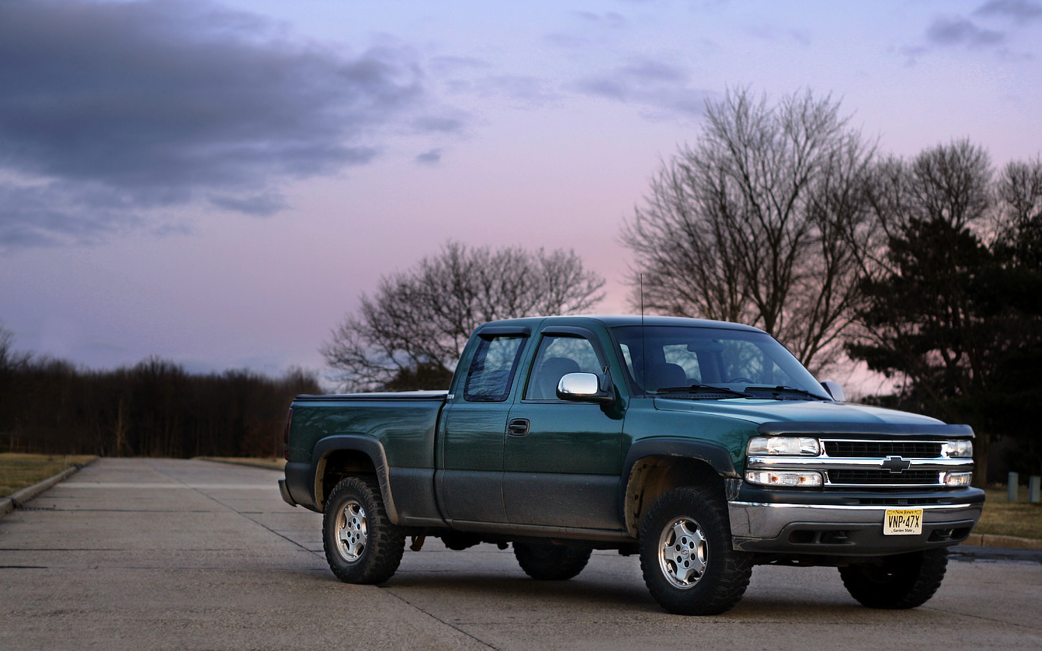 2000  Chevrolet CK1500 Truck Ext. cab 4x4 picture, mods, upgrades