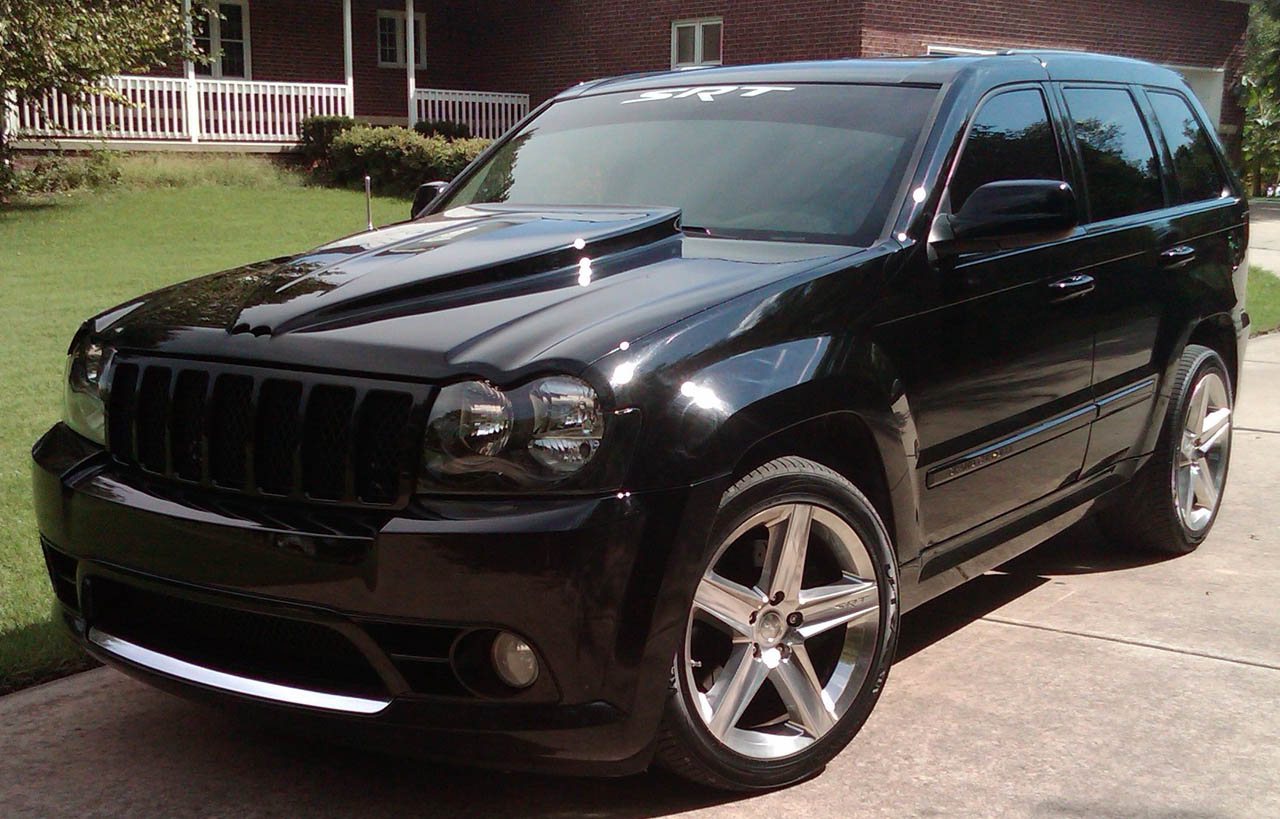 2006 jeep cherokee srt8 426 stroker na 1 4 mile drag. Black Bedroom Furniture Sets. Home Design Ideas