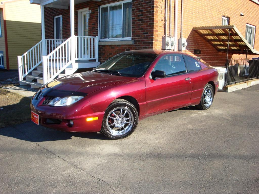 2003  Pontiac Sunfire  picture, mods, upgrades