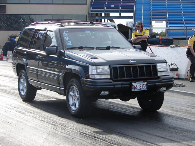 1998 Jeep Grand Cherokee 5.9L Limited