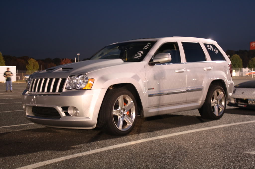 2006 jeep cherokee srt8 vortech 1 4 mile drag racing. Black Bedroom Furniture Sets. Home Design Ideas
