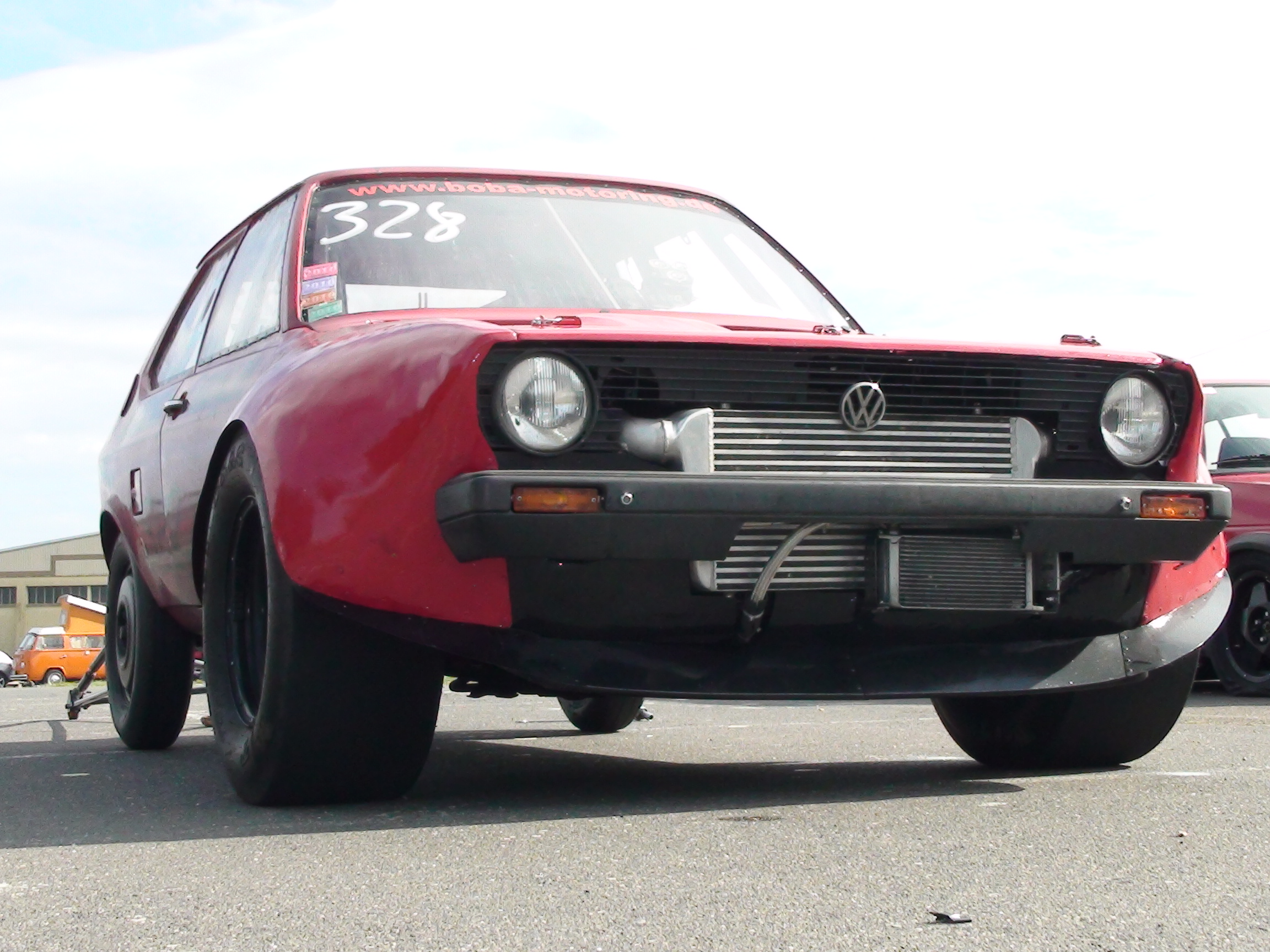 1977  Volkswagen Polo Typ 86 picture, mods, upgrades