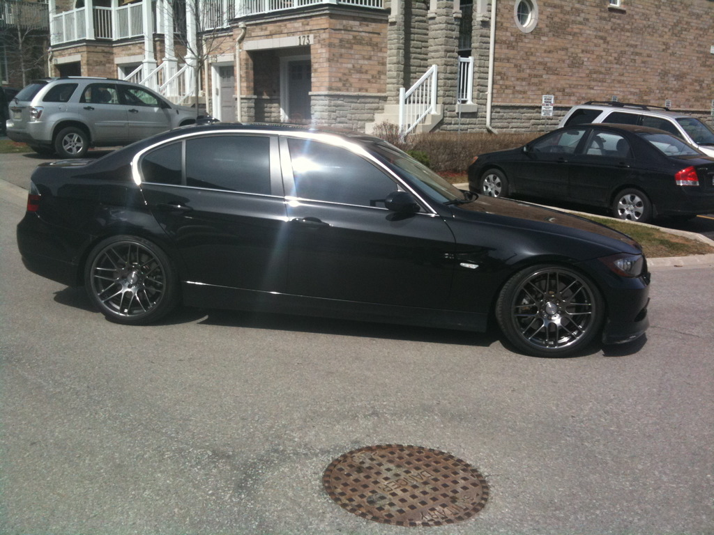 2008  BMW 335i 6MT picture, mods, upgrades