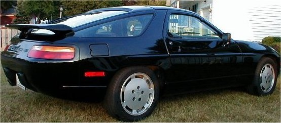 1987  Porsche 928 S4 picture, mods, upgrades