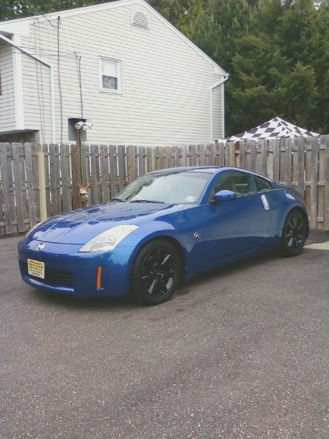 2004  Nissan 350Z touring picture, mods, upgrades