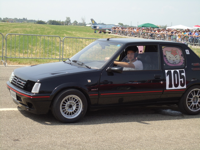 1988  Peugeot 205 GTI picture, mods, upgrades