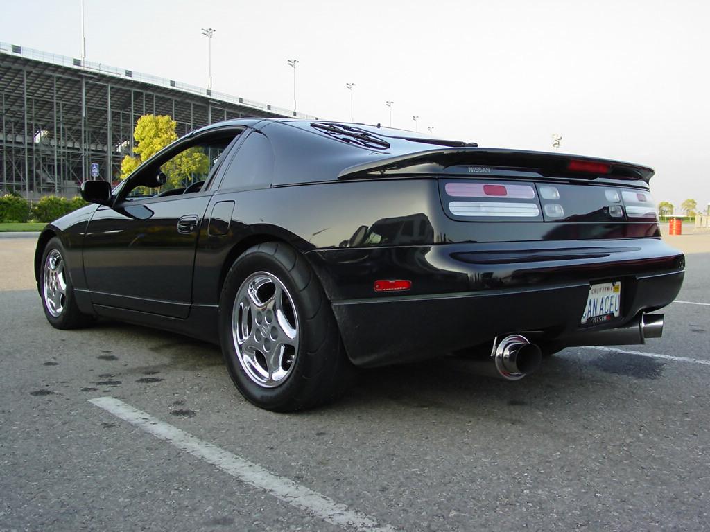 1991 Nissan 300ZX Twinturbo Pictures, Mods, Upgrades, Wallpaper ...