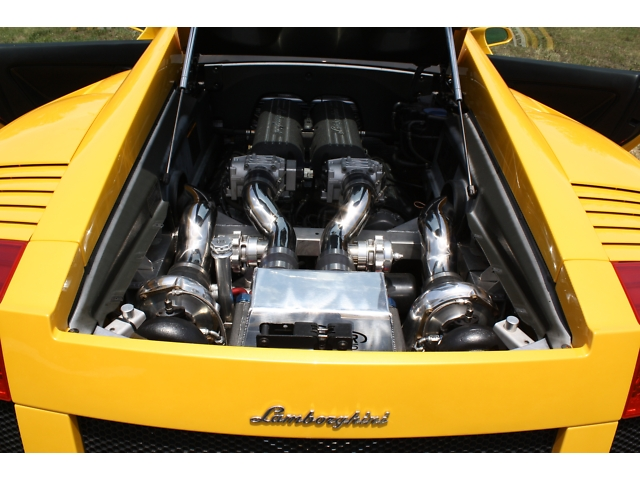 2006  Lamborghini Gallardo Heffner Twin Turbo 1200TT picture, mods, upgrades
