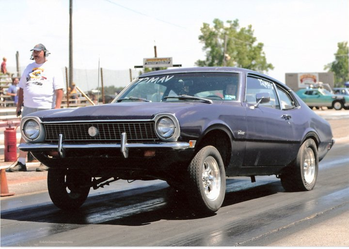 1972  Ford Maverick  picture, mods, upgrades
