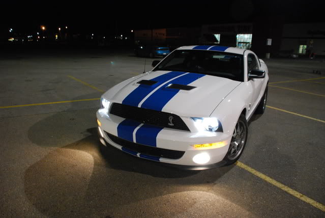 2009  Ford Mustang Shelby-GT500 Coupe picture, mods, upgrades