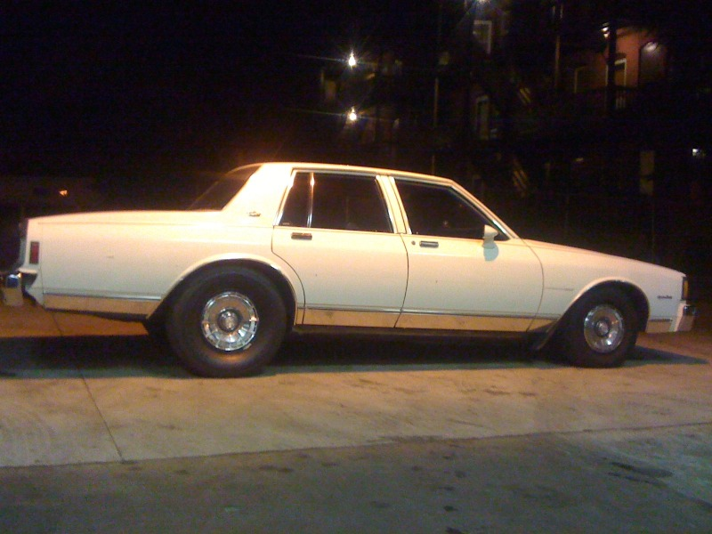 1981  Chevrolet Caprice  picture, mods, upgrades