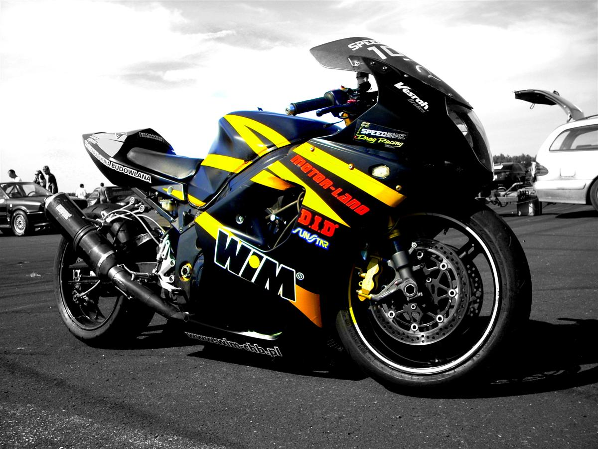 2003  Suzuki GSX-R 1070 picture, mods, upgrades
