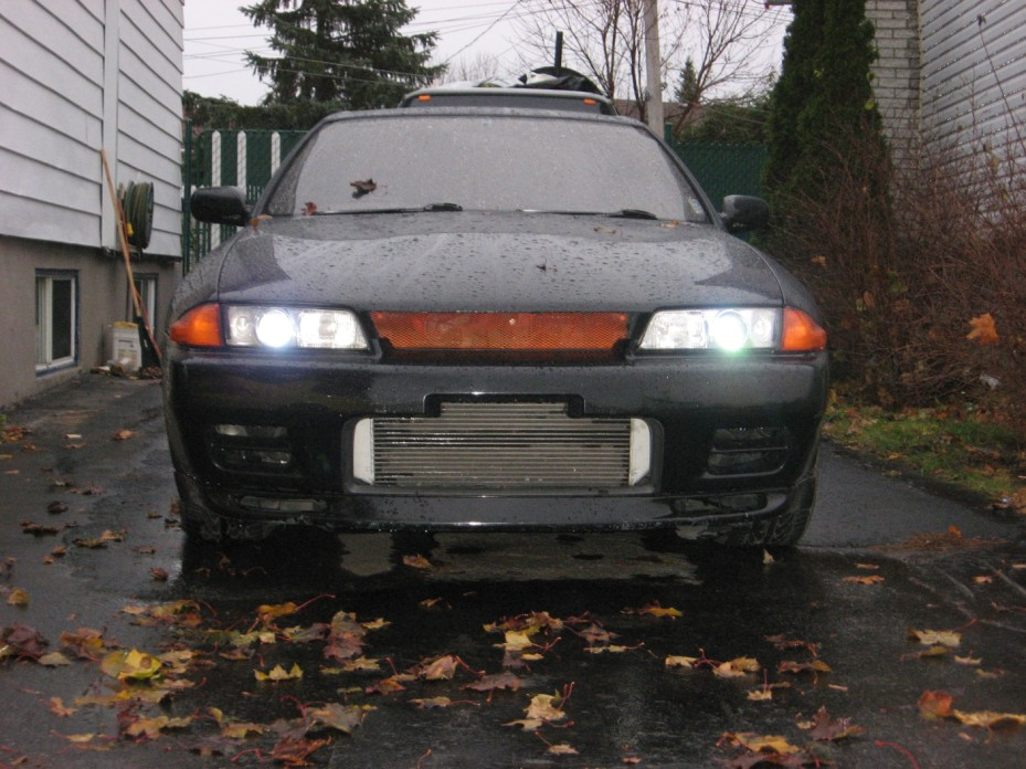 1990  Nissan Skyline BNR32 picture, mods, upgrades