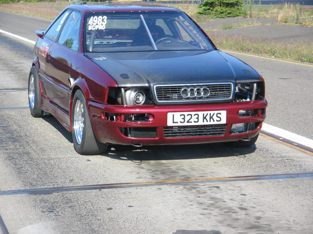 1990  Audi Quattro CQ picture, mods, upgrades