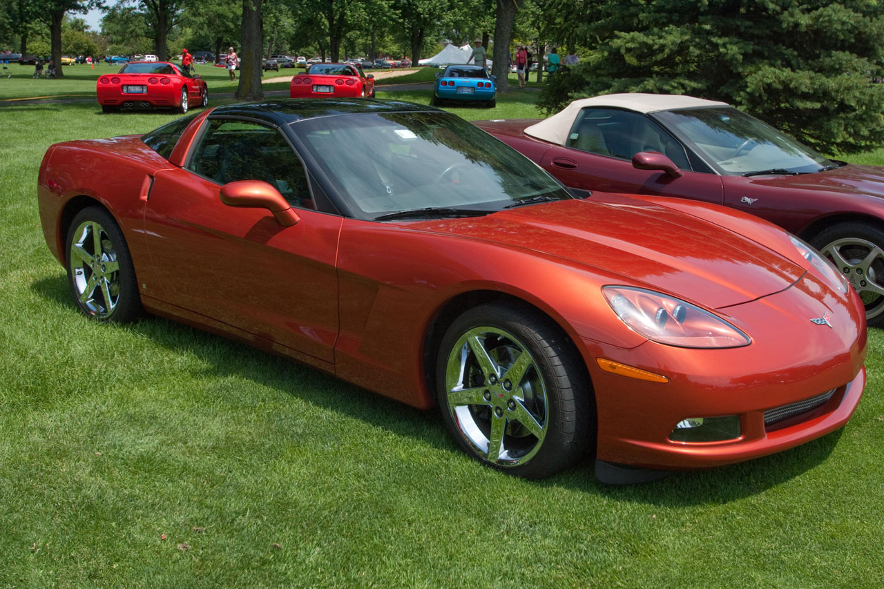 2006  Chevrolet Corvette LS2 picture, mods, upgrades