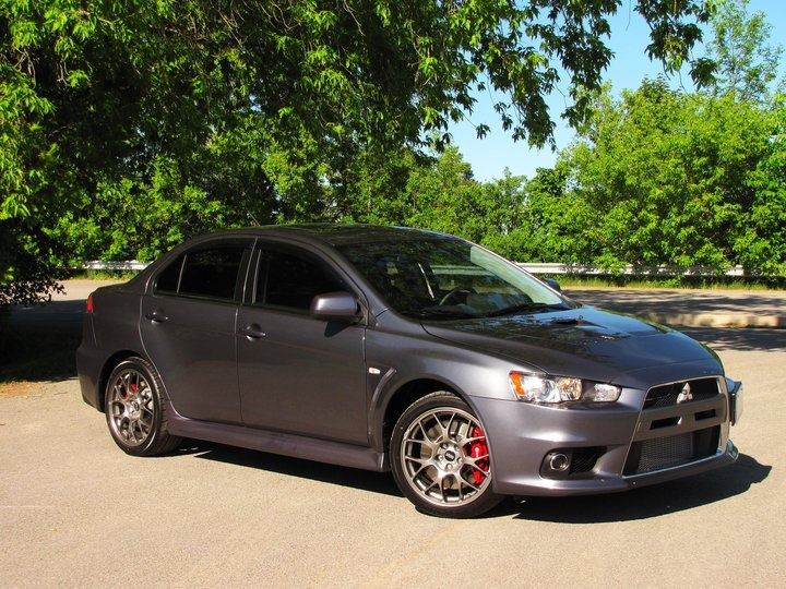 2010  Mitsubishi Lancer EVO MR-T picture, mods, upgrades