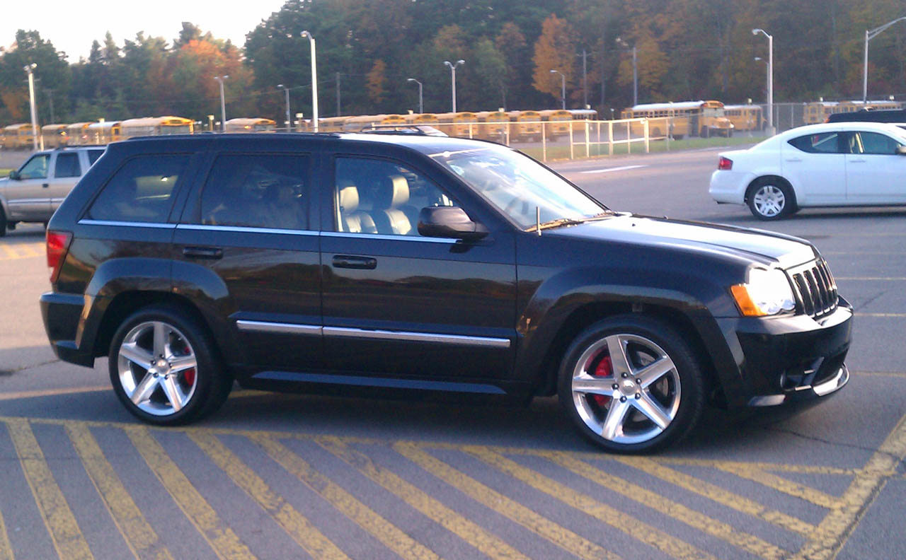 2008  Jeep Cherokee SRT8  picture, mods, upgrades
