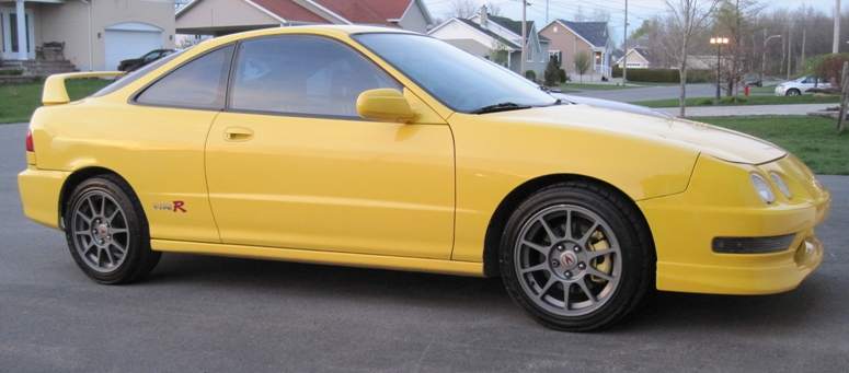 2000  Acura Integra Type R picture, mods, upgrades