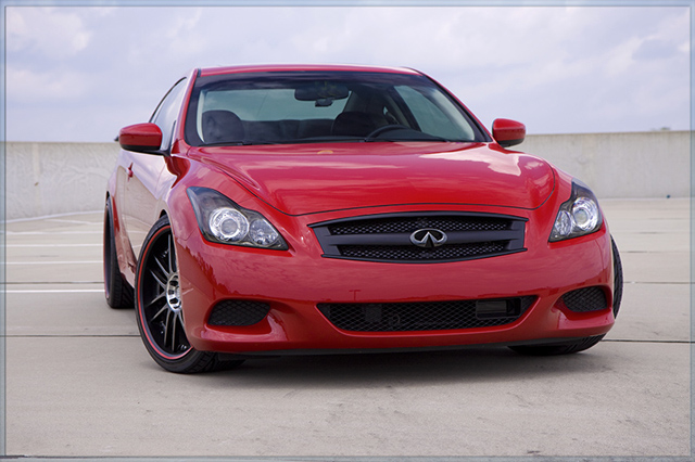 2008  Infiniti G37 Journey Sport picture, mods, upgrades
