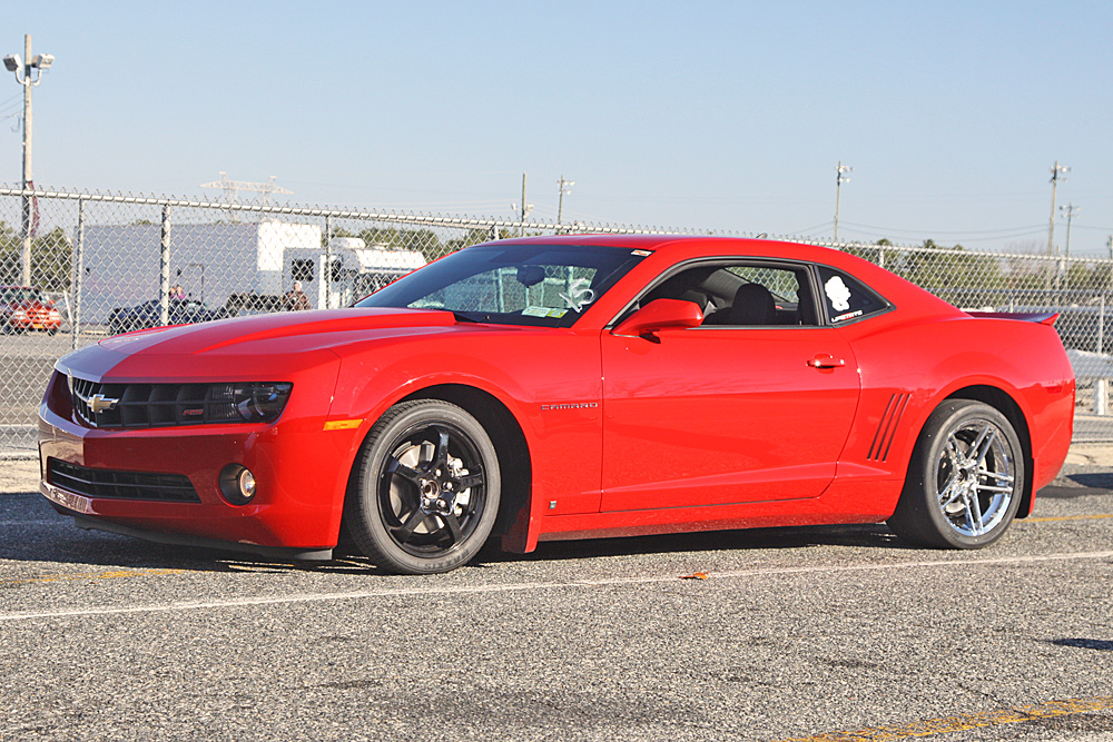2010  Chevrolet Camaro V6 picture, mods, upgrades