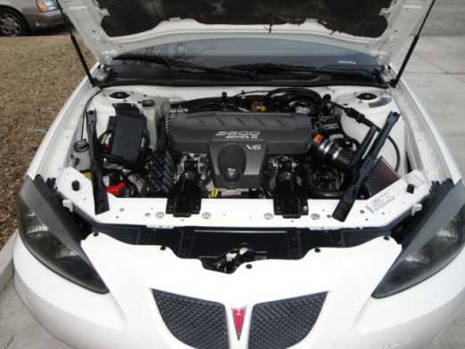 2004  Pontiac Grand Prix GT (GT1) picture, mods, upgrades