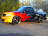 2000  Ford F150 Lightning  picture, mods, upgrades