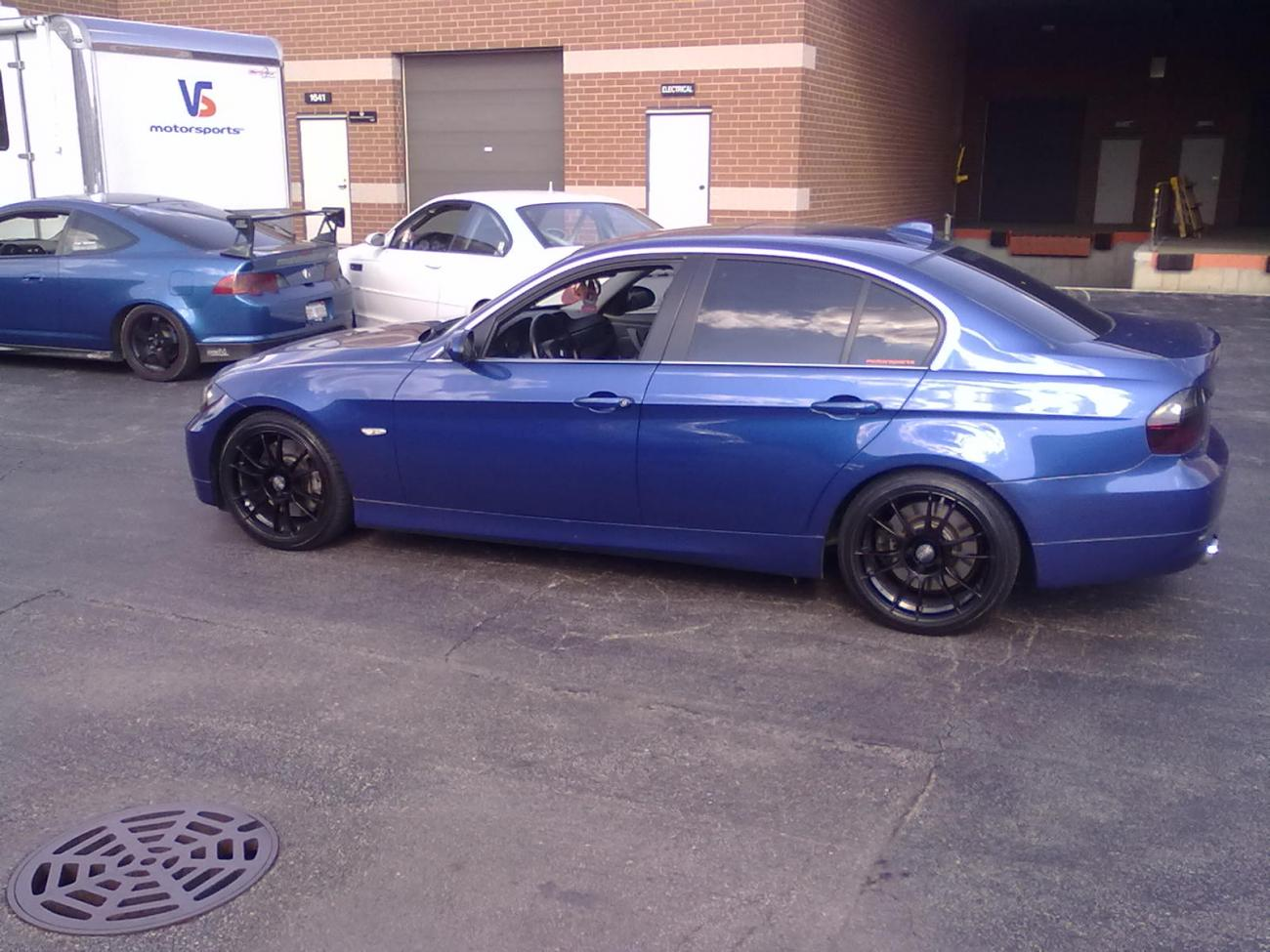 2008  BMW 335i Jb3 map 7 picture, mods, upgrades