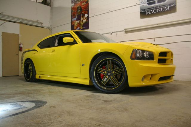 2007 Dodge Charger srt
