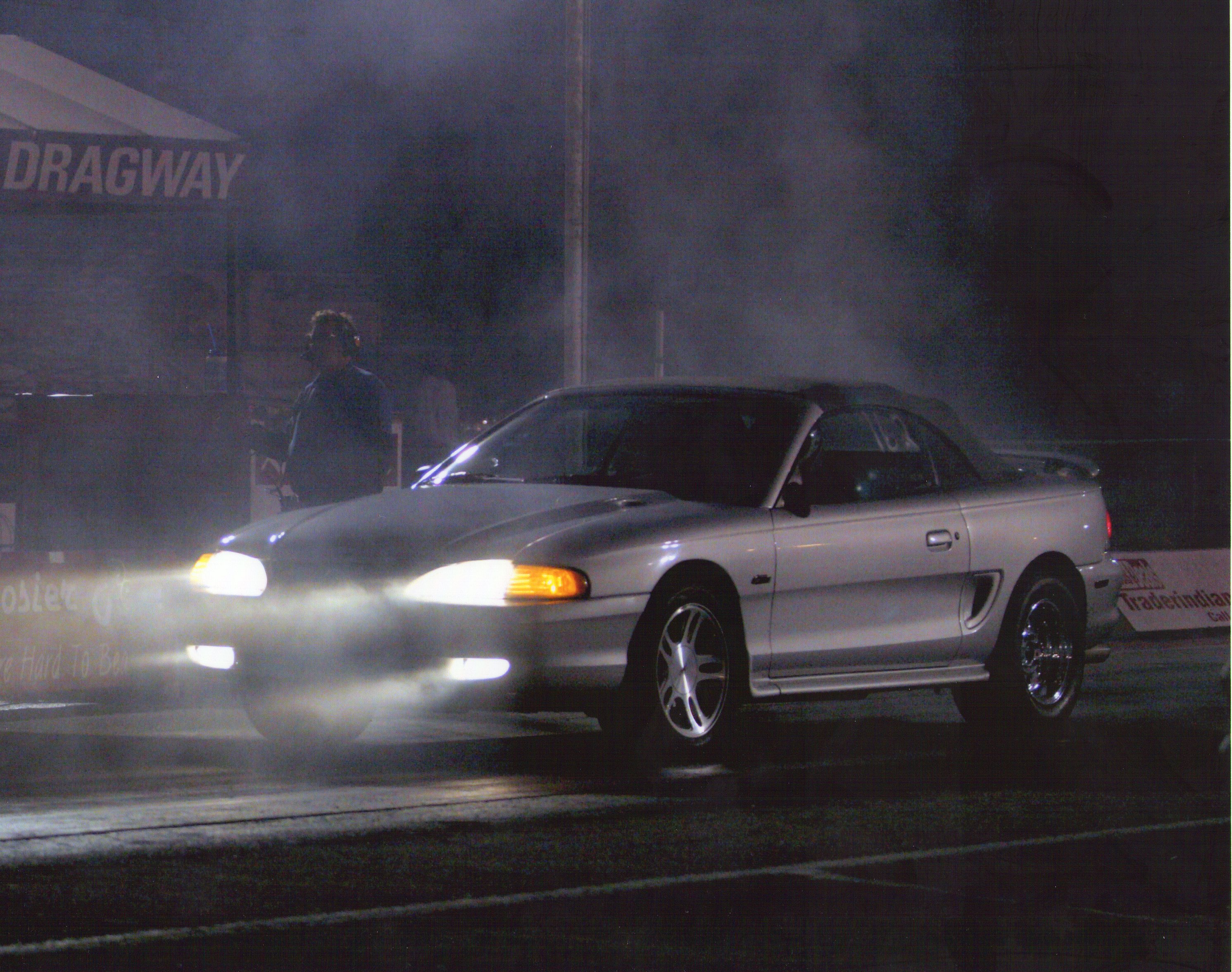 1998  Ford Mustang GT Convertible picture, mods, upgrades