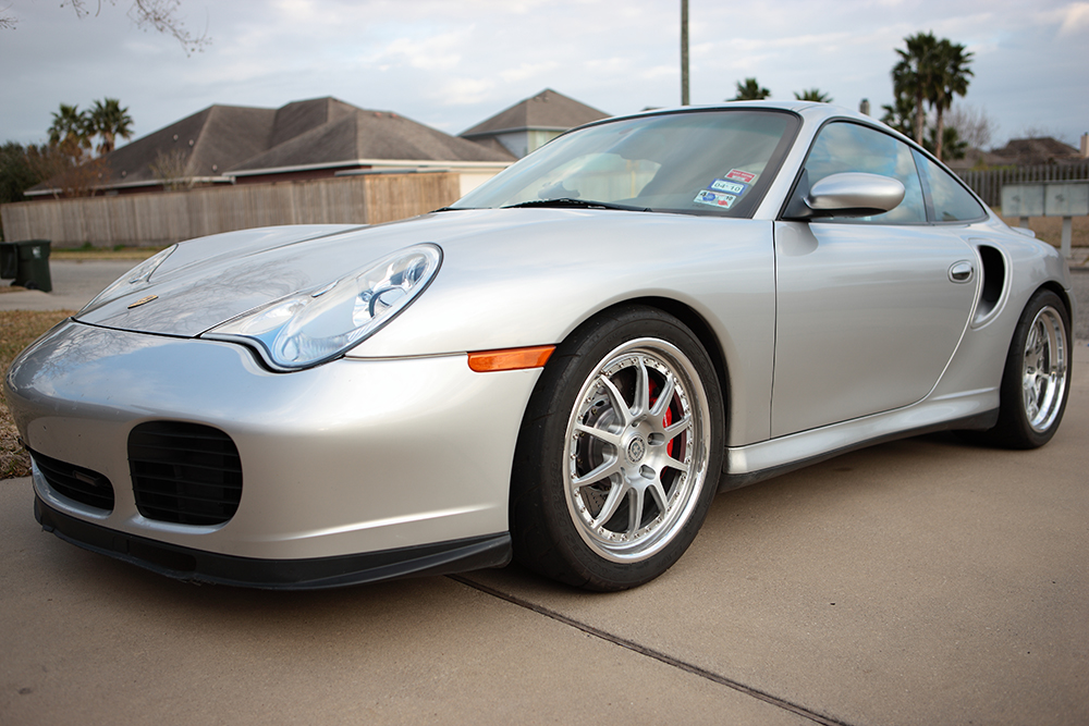2003 Porsche 911 Turbo EVOMS GT700
