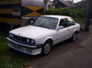 1986  BMW 325e  picture, mods, upgrades