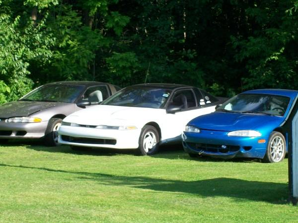 1991  Eagle Talon TSI picture, mods, upgrades