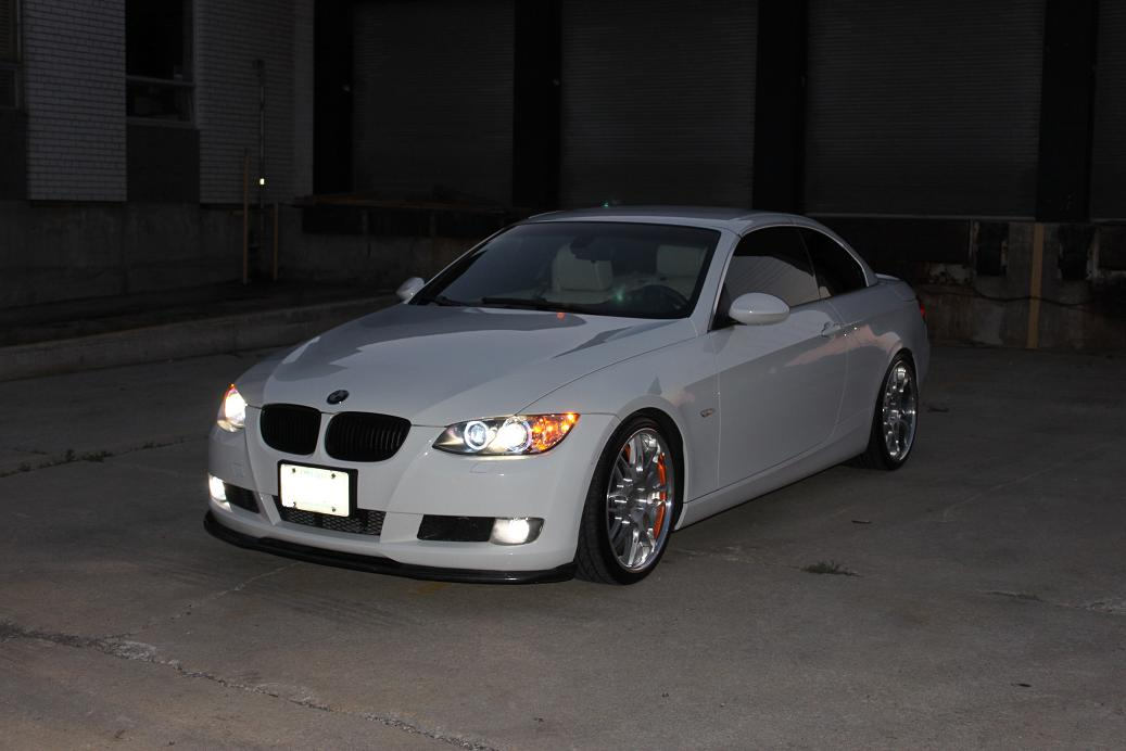 2008  BMW 335i E93 (Convertible) picture, mods, upgrades