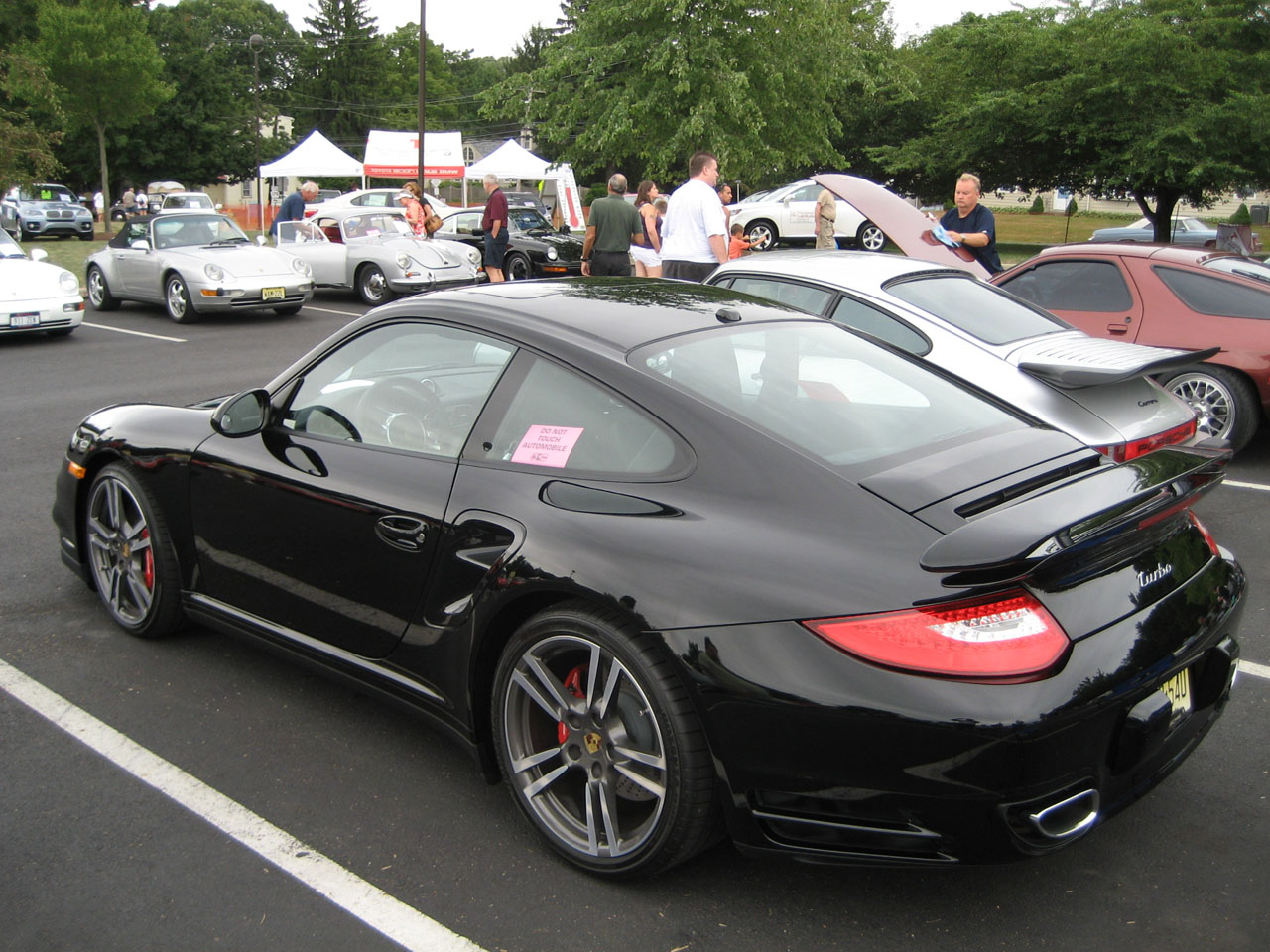 2010 Porsche 911 Turbo Coupe PDK