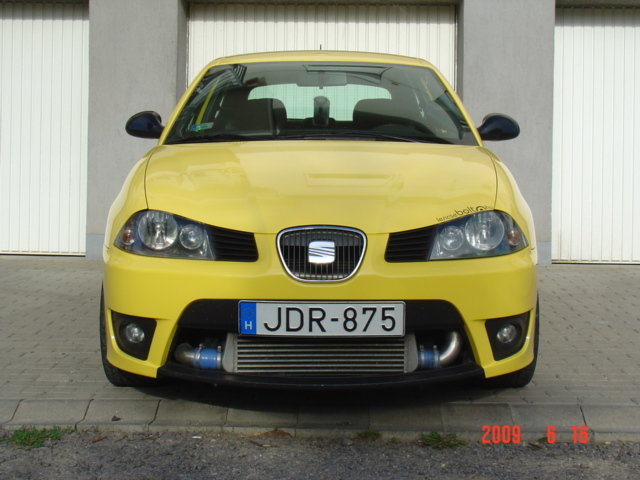 2004  Seat Ibiza Cupra TDI picture, mods, upgrades