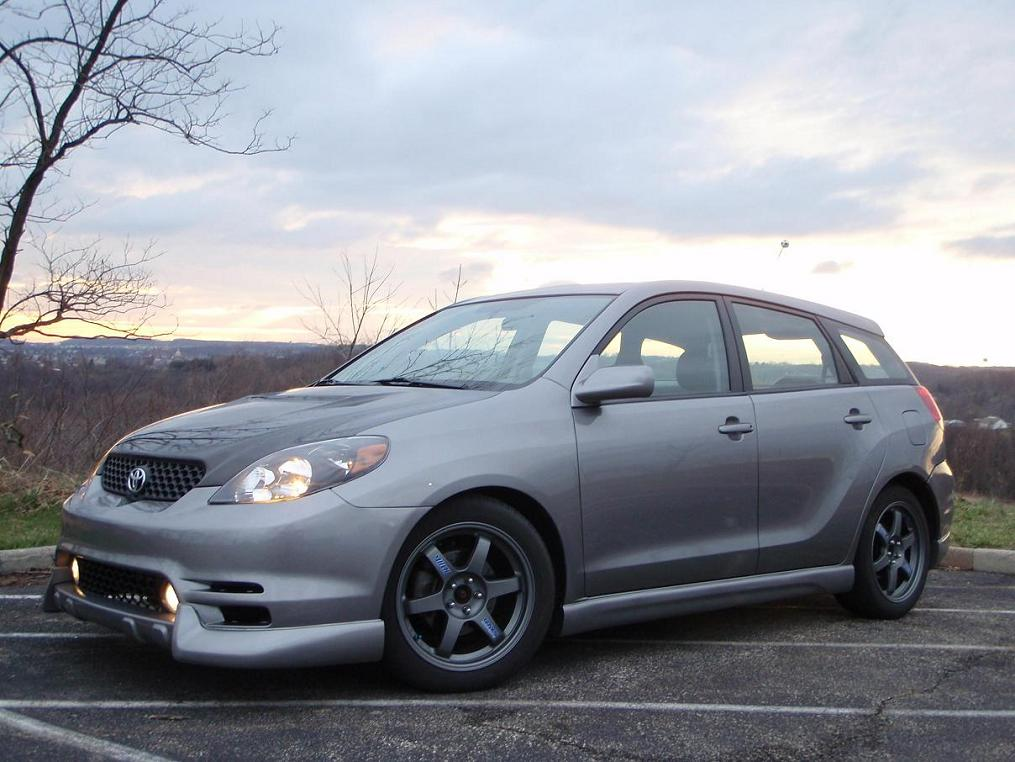2003 toyota matrix xrs 1 4 mile drag racing timeslip specs. Black Bedroom Furniture Sets. Home Design Ideas