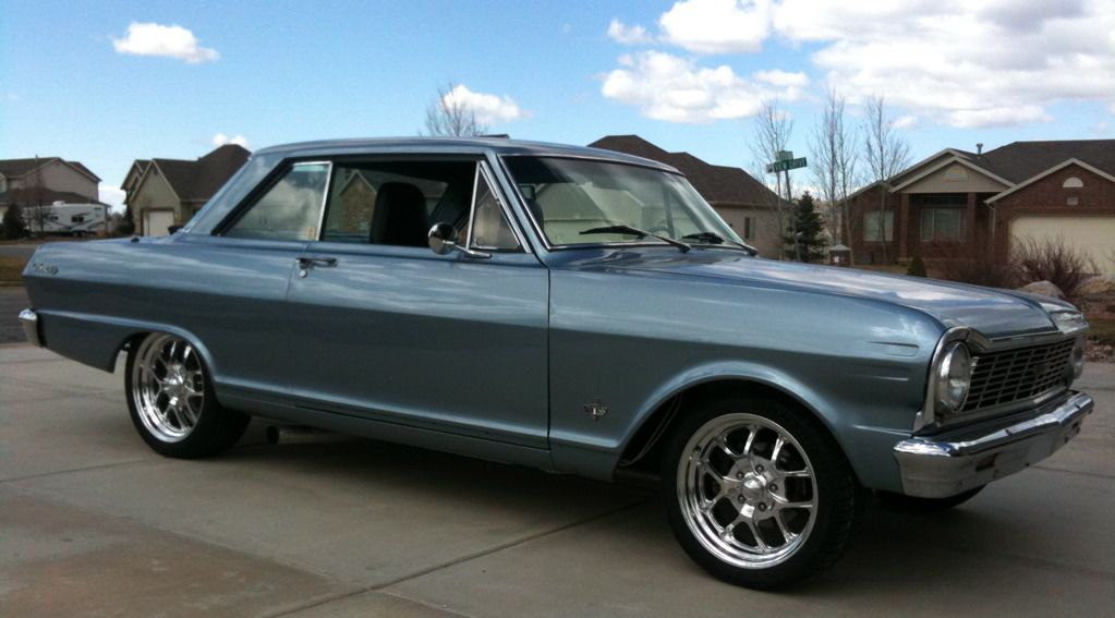 1965  Chevrolet Nova SS picture, mods, upgrades