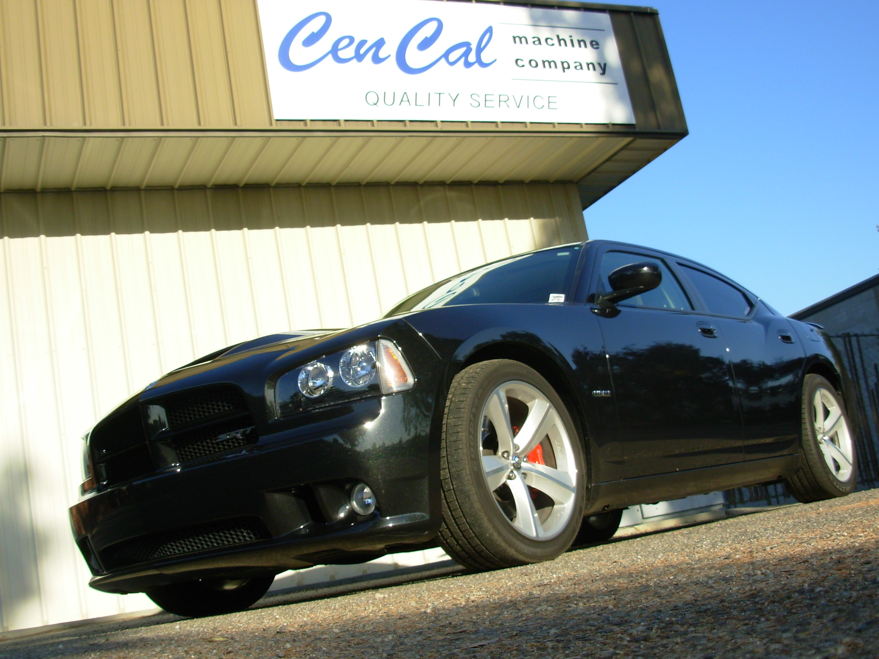 2008  Dodge Charger SRT8 picture, mods, upgrades