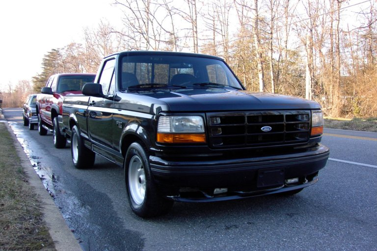 1995  Ford F150 XL picture, mods, upgrades