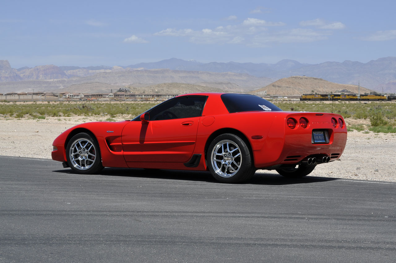 2003  Chevrolet Corvette Z06 picture, mods, upgrades